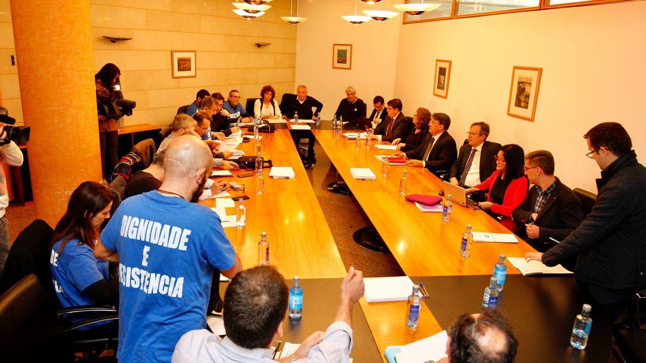 Los sindicatos de Xustiza tienen hasta el viernes para aceptar la oferta de la Xunta.