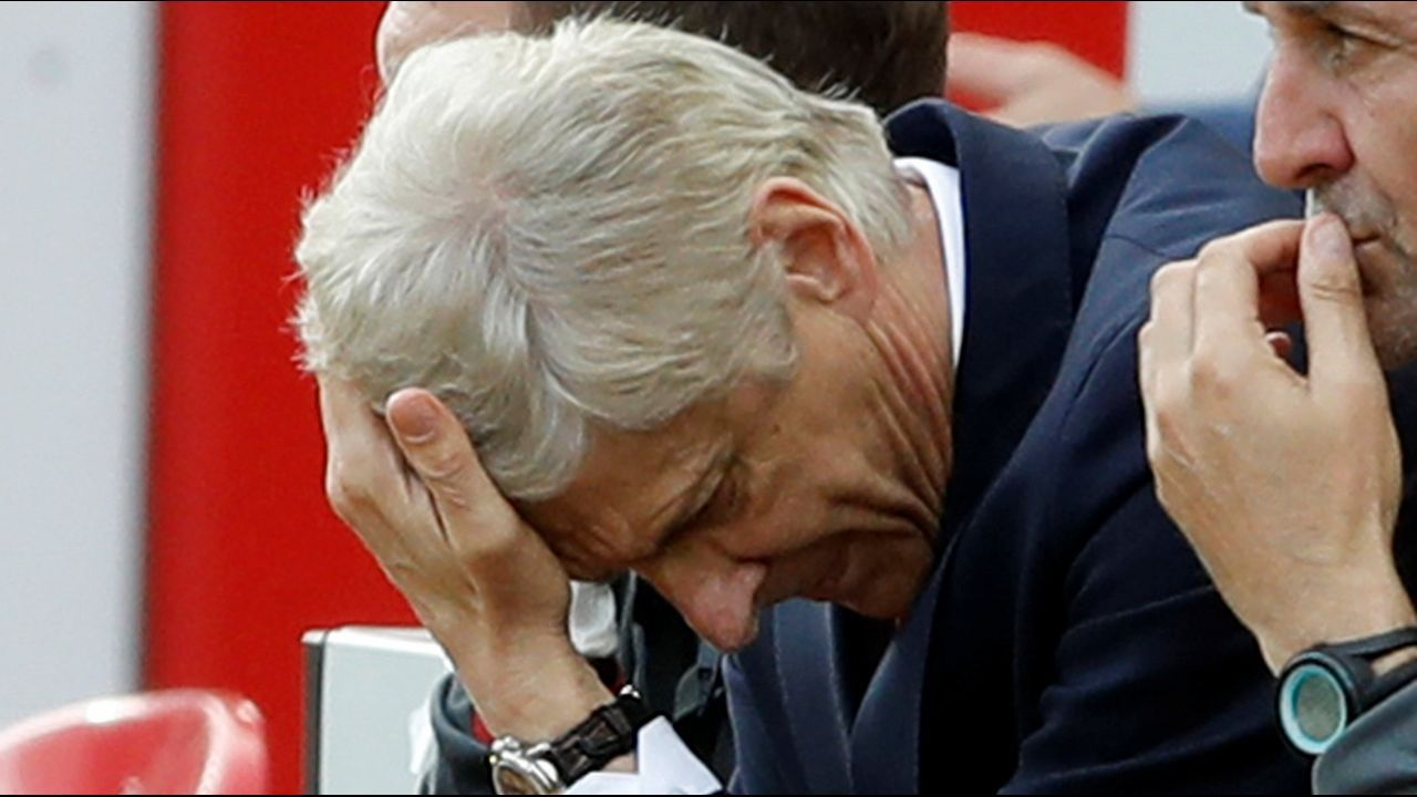 Las mejores imágenes del Liverpool - Arsenal
