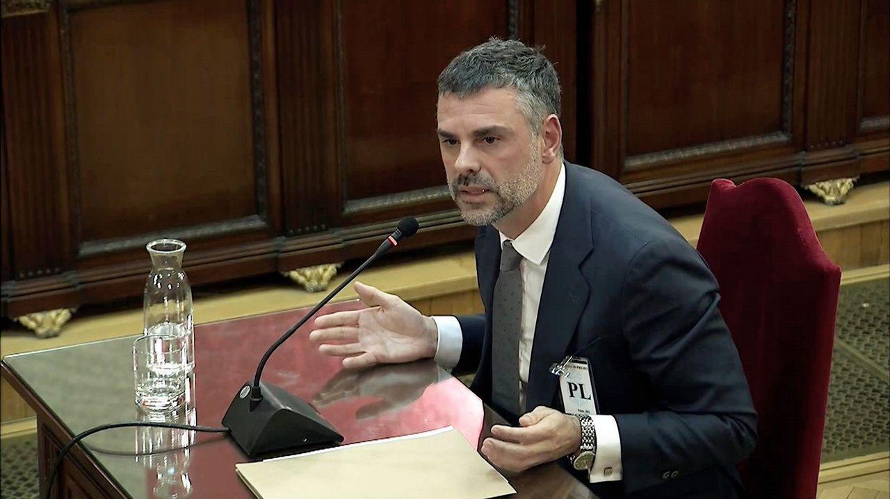 En directo y en streaming, el juicio del procés.La declaración de Santi Vila ha sido la más contundente evidencia del engaño de los secesionistas