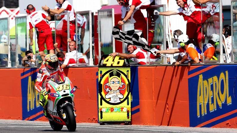 El GP de San Marino, en imágenes.Marc Márquez