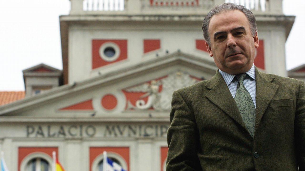 Manuel Sánchez, exjefe de protocolo del Concello de Ferrol