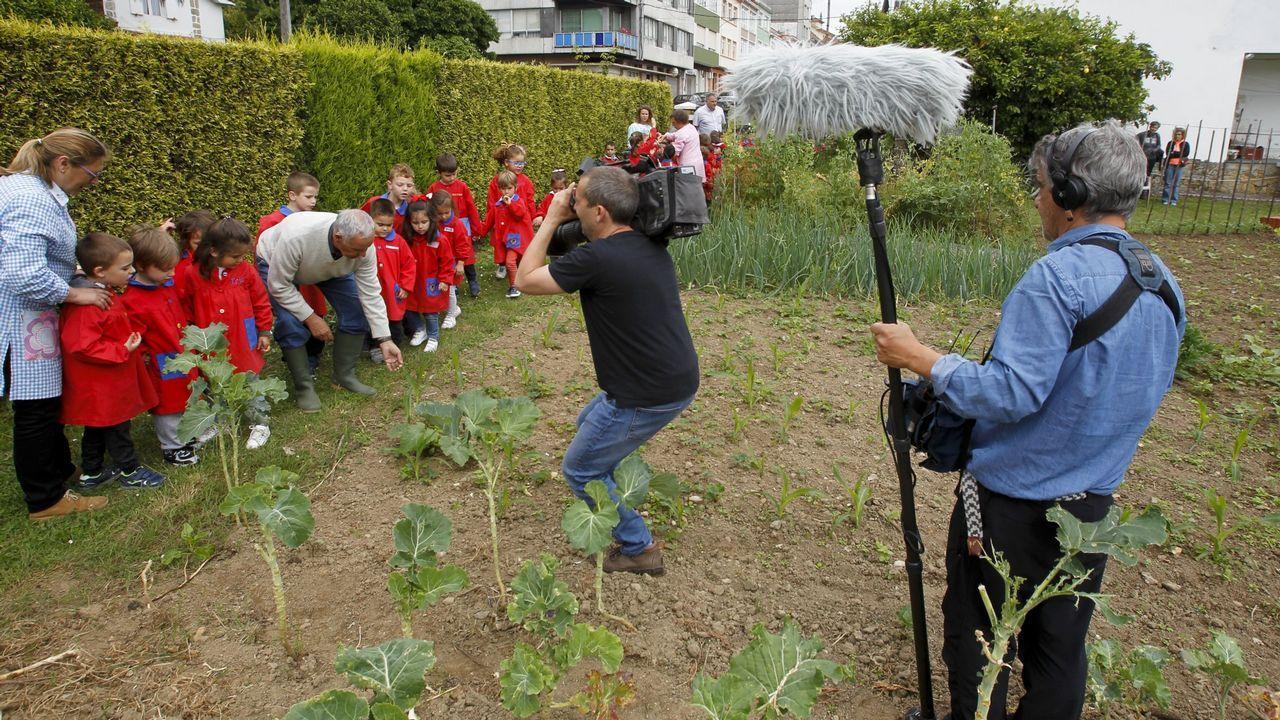 Las «imágenes contaminadas» de Gijón.Los índices de rendimiento escolar no se corresponden con el sobreesfuerzo que suponen los deberes