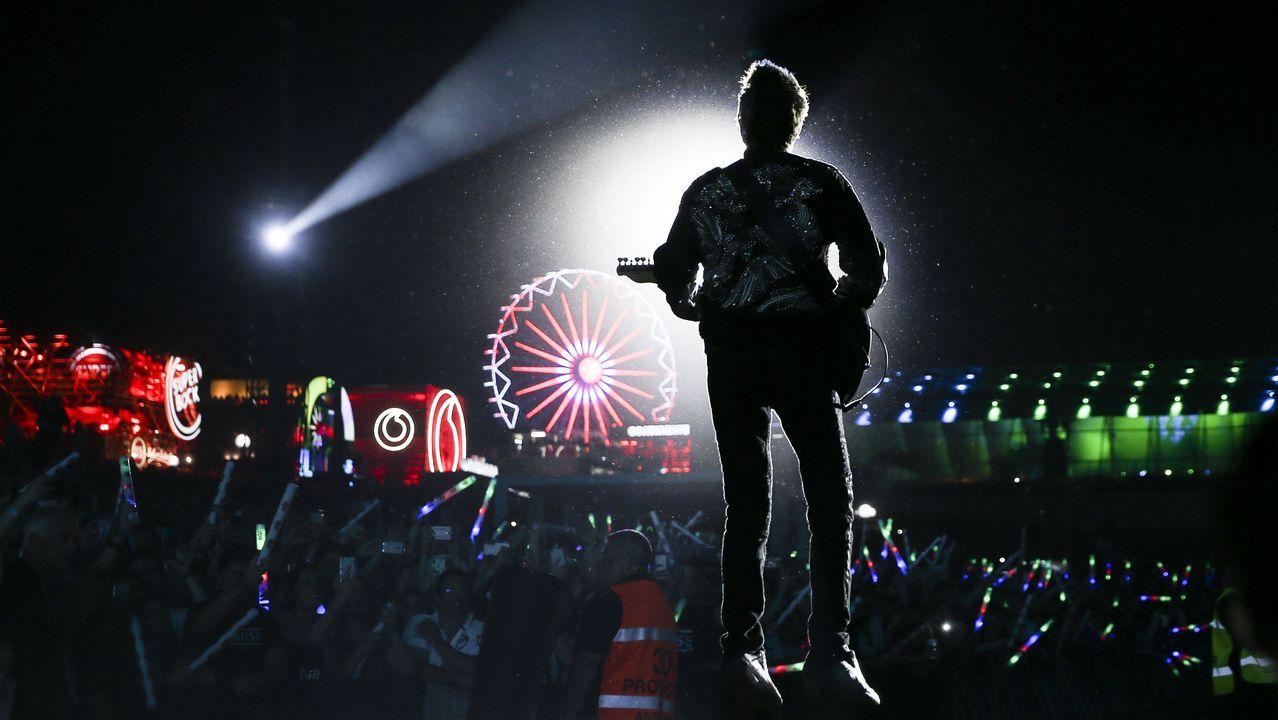 El grupo británico Muse fue el elegido para cerrar el primer día del Rock in Rio 2018
