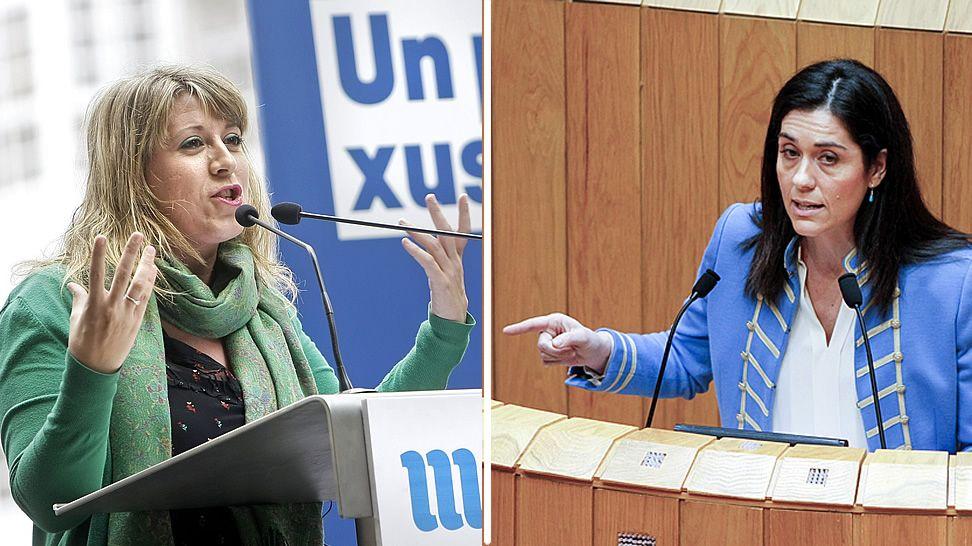 La trayectoria política de Esperanza Aguirre, en fotos