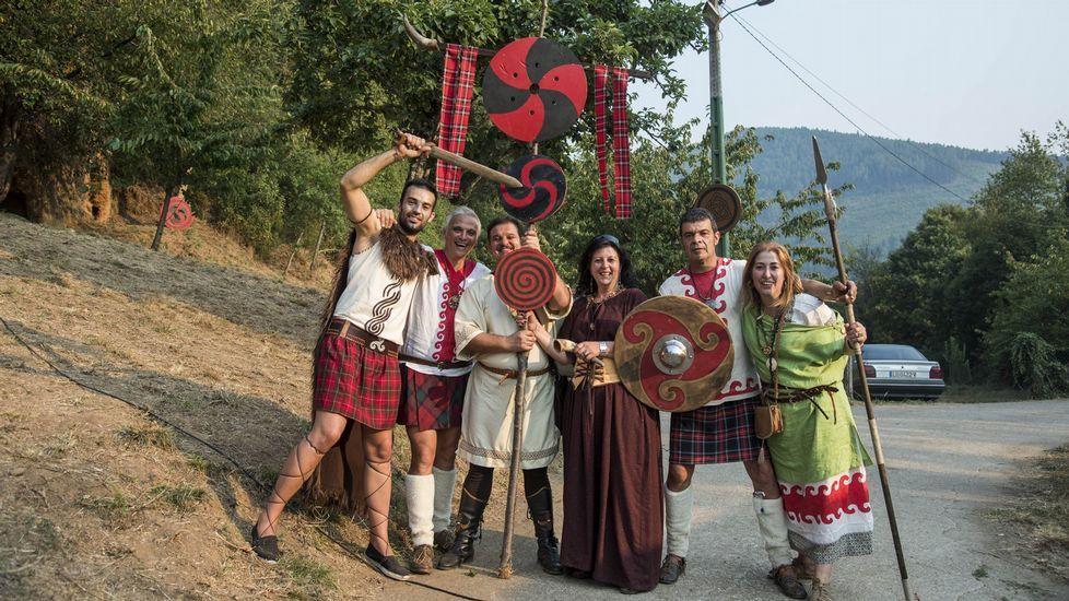 Día de romanos en Quiroga
