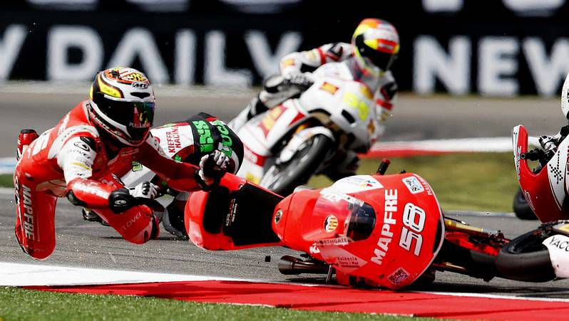 El Gran Premio de Assen, en imágenes.