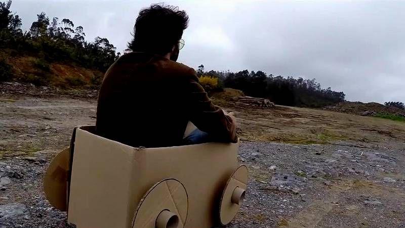 Una  delas imágenes del vídeo.