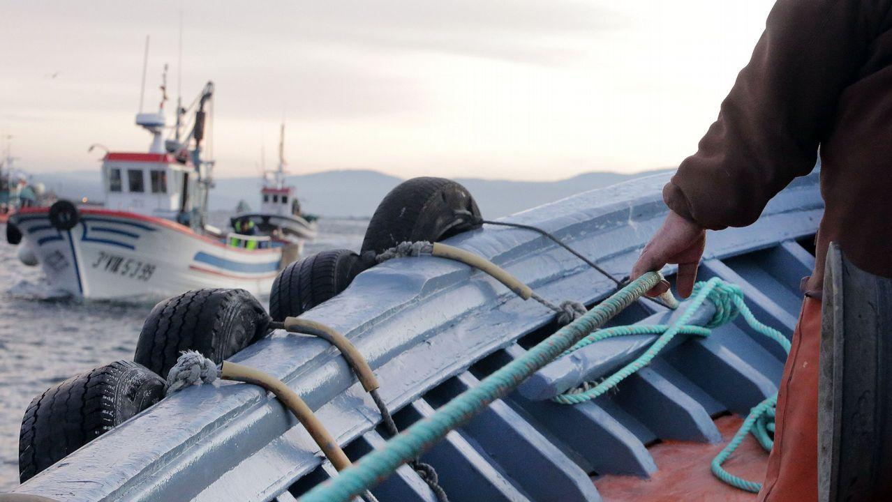 La cantera de tripulantes de Celeiro se prepara para Gran Sol.Isasaweis en la campaña #MaresParaSiempre