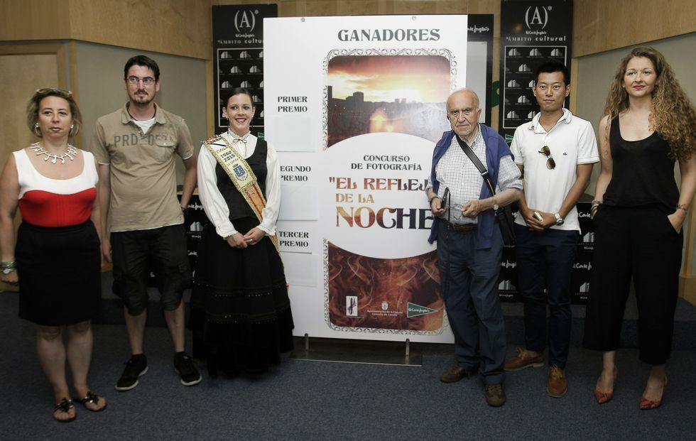El concierto de Dani Martín, en imágenes.En El Corte Inglés se entregaron los premios de un concurso de fotografías sobre la noche de San Juan.