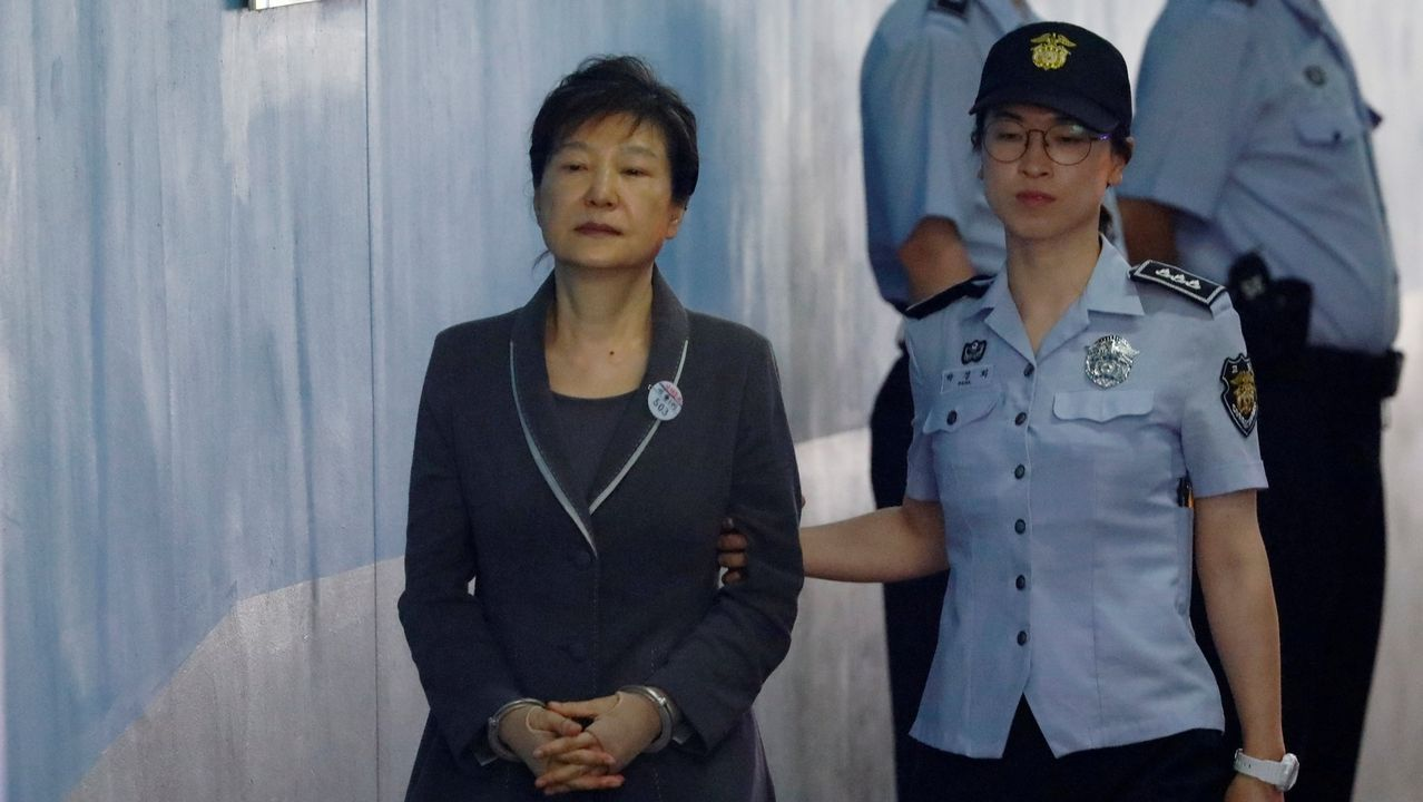 . Park Geun-hye