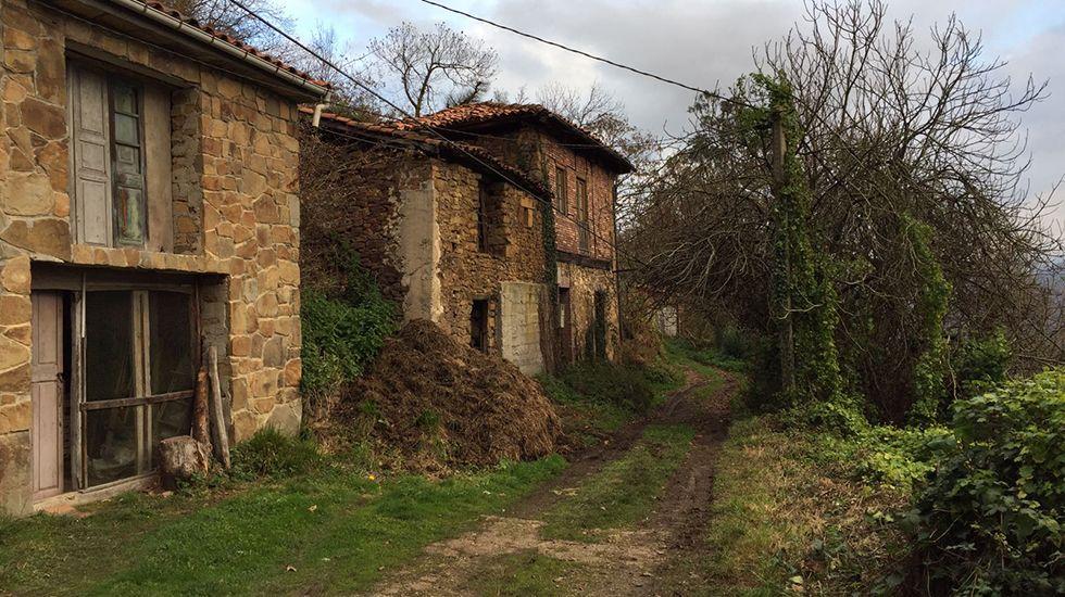 Los Fornos, en San Martín del Rey Aurelio