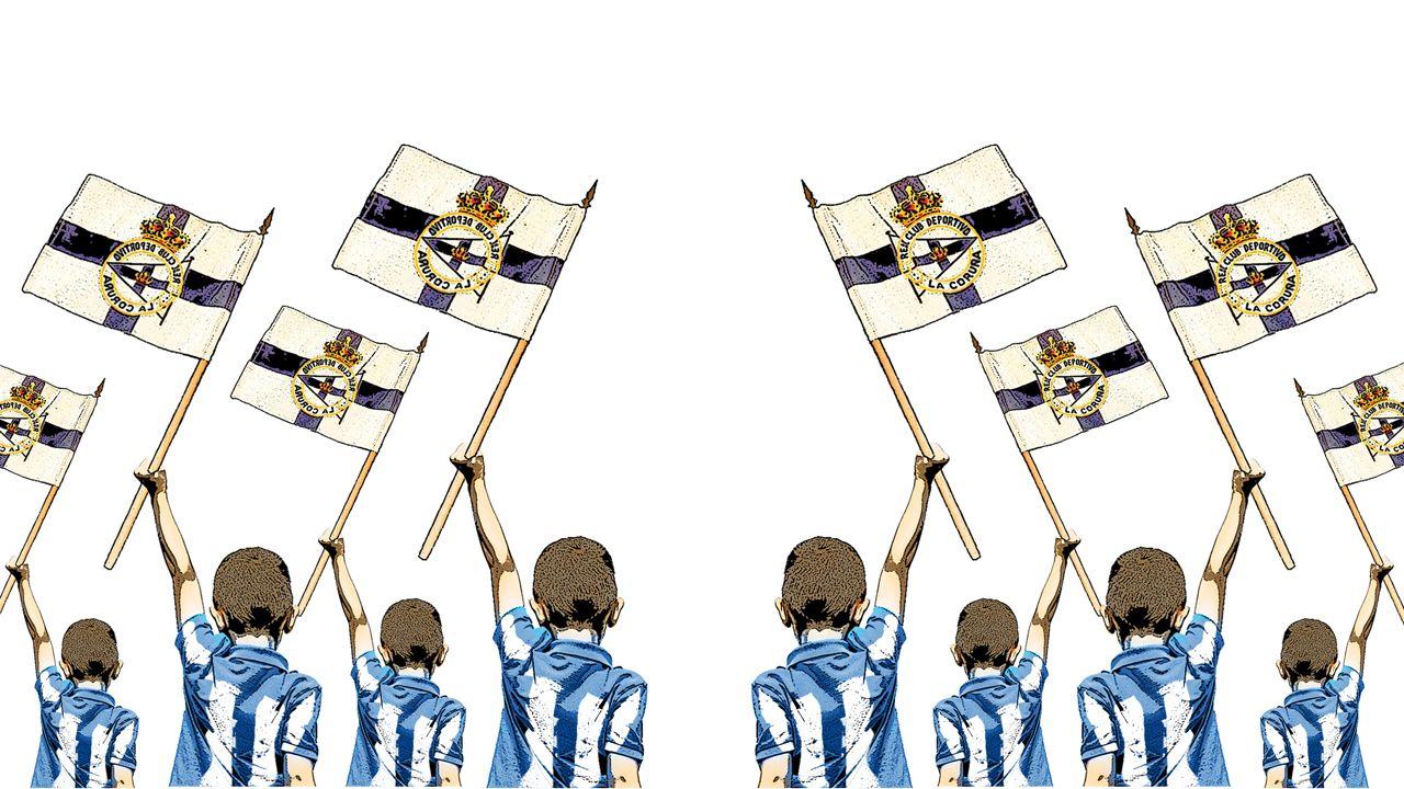 Deportivo - Albacete, en imágenes.Quique marcó los dos goles de la victoria sobre el líder Granada, el primero de penalti