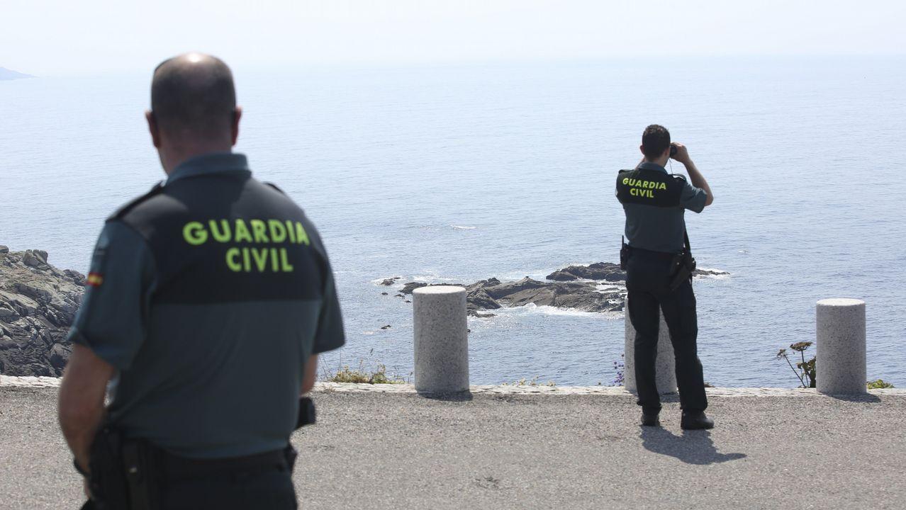 Un desaparecido en Malpica tras quedar un velero a la deriva.