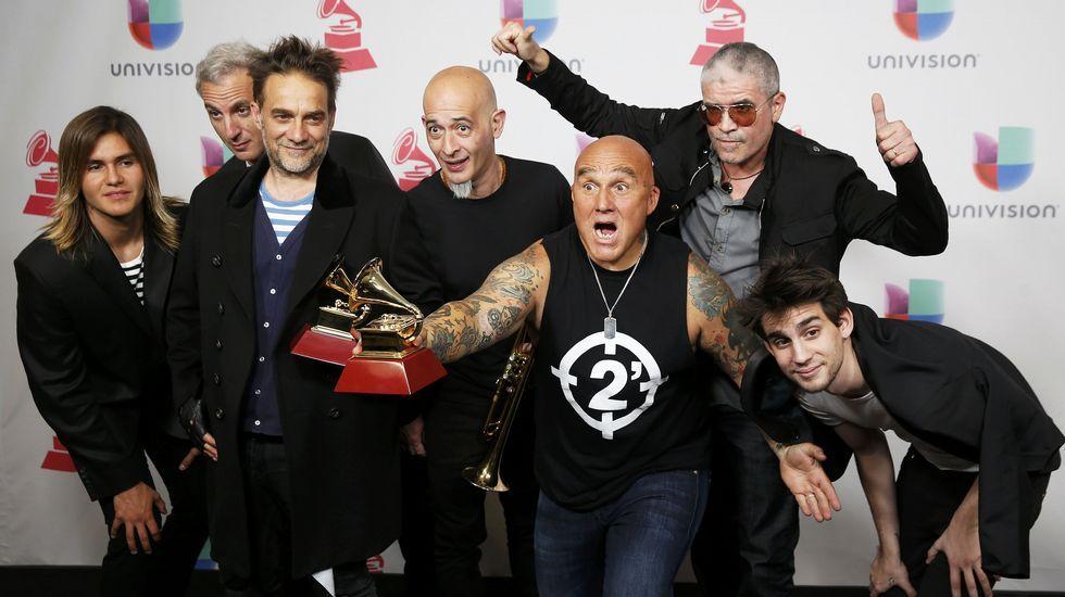 Mejor Canción de Rock: «La Tormenta», Flavio Cianciarulo, compositor, para Los Fabulosos Cadillacs