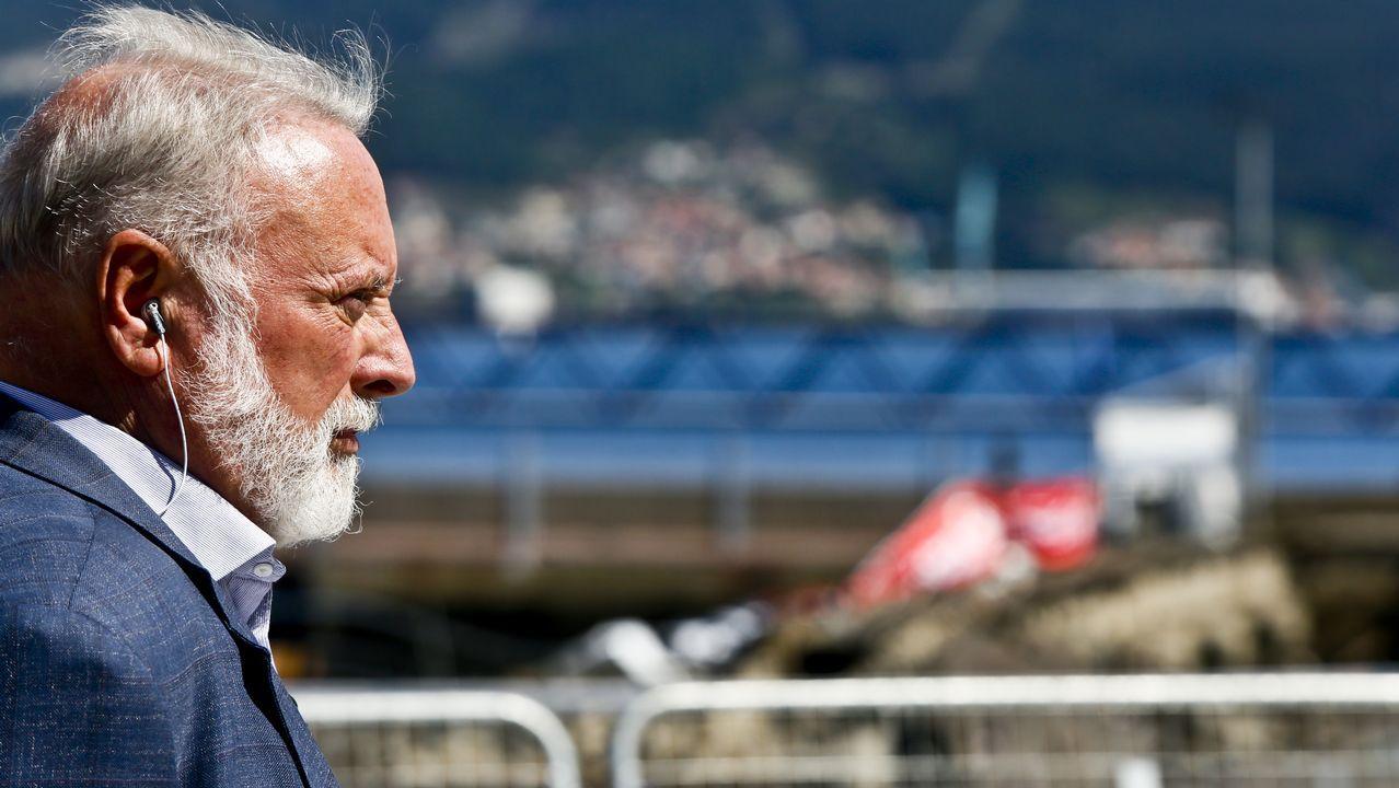¿Quién es quién en el paseo derrumbado en Vigo?
