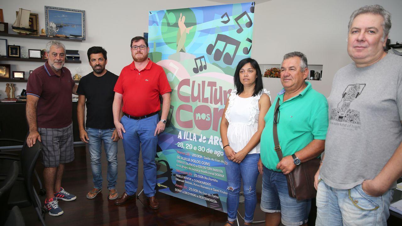 Las imágenes del partido Céltiga contra el Paiosaco