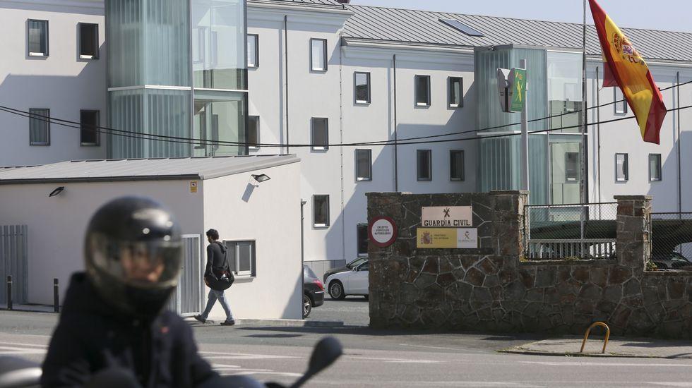 Tico en el aula.Factoría de ArcelorMittal en Gijón