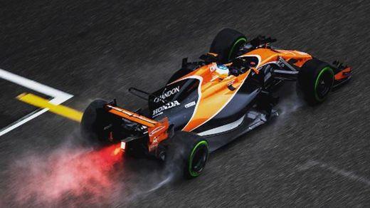 Fernando Alonso en China