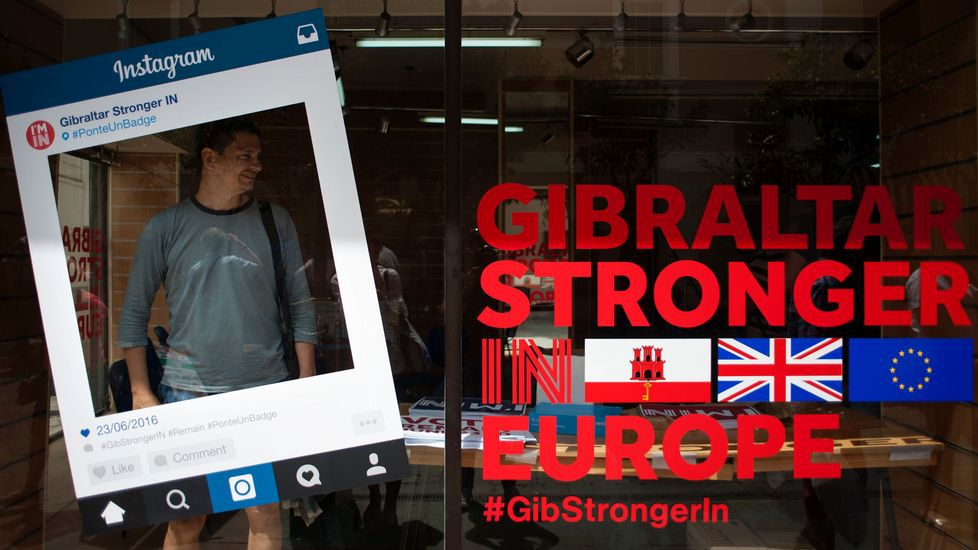 La visita de Obama a España en imágenes.María Villar, en una foto tomada de sus redes sociales.