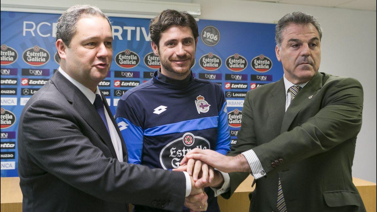 Tino apostó por Víctor Sánchez del Amo para relevar a Víctor Fernández, salvó al equipo y se firmó su continuidad en enero del 2016