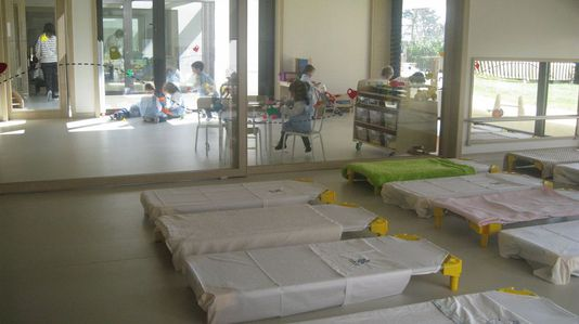 Abre en Melide la escuela infantil que promovió la Fundación Amancio Ortega