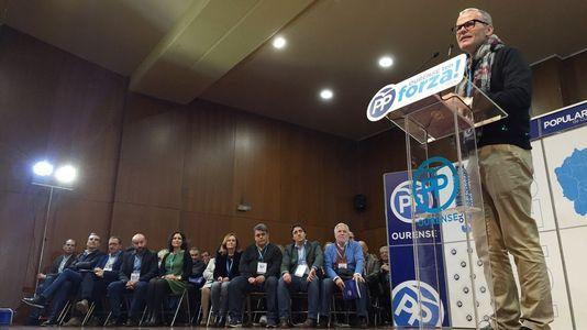Congreso del PP en Ourense