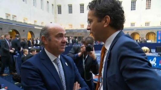 Luis de Guindos: «Vamos a elecciones»