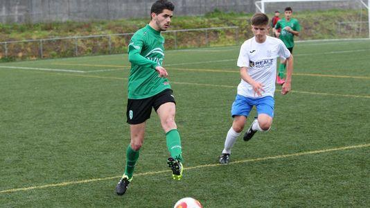 El Xallas derrotó al Ponteceso en la final de la Copa da Costa juvenil