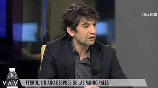 Jorge Suárez: «El AVEes un tren de ricos»