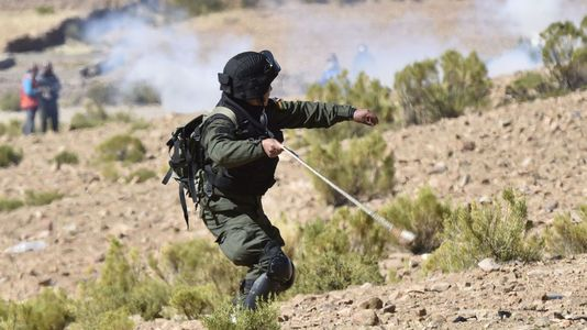 Enfrentamientos en Panduro