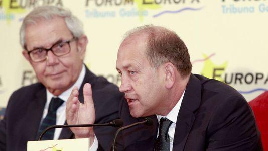 Touriño pone en valor la «solvencia acreditada» de Leiceaga para dirigir la Xunta