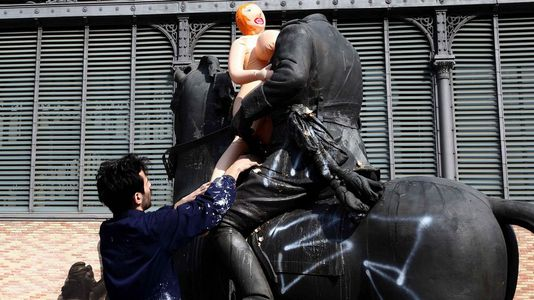 Franco en Barcelona y preguntas incómodas sobre la memoria histórica