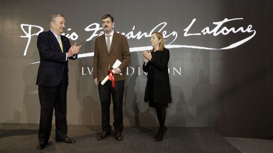 La gala de entrega de los premios Fernández Latorre, en fotos