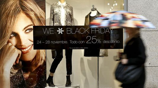 Vigo no se escapa del Black Friday