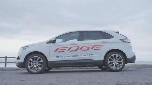 Ford Edge, ¡esto es América!