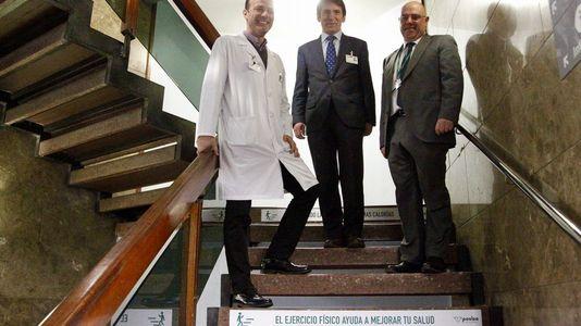 Povisa intenta convertirse en un hospital saludable