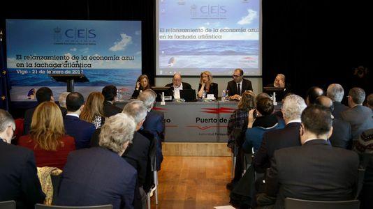 Jornada sobre el relanzamiento de la economía azul en la fachada atlántica