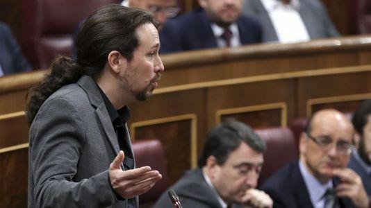 Iglesias dice que a Rajoy «se la bufa» todo lo que no sean los Presupuestos