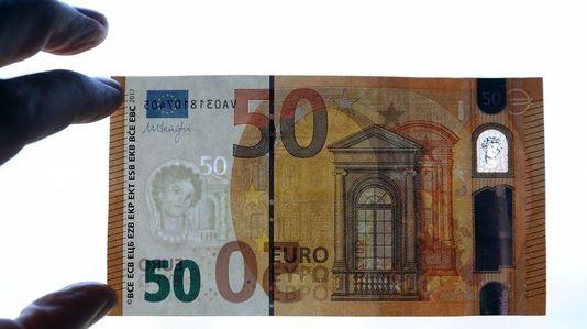 Así es el nuevo billete de 50 euros