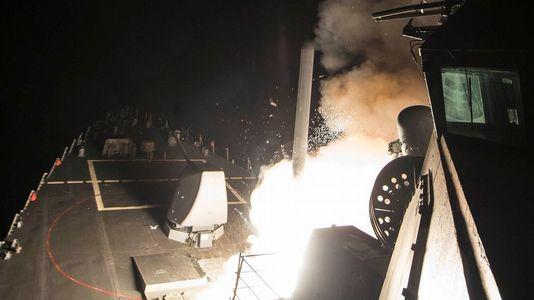 Primer ataque directo de Estados Unidos en Siria