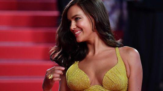 Irina Shayk, espectacular y muy sexi en Cannes