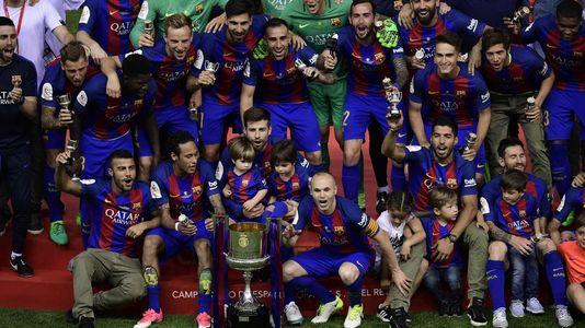Las mejores imágenes de la final de la Copa del Rey, Barcelona - Alavés