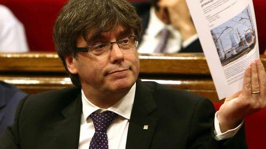 «¿Está dispuesto el Gobierno español a utilizar la fuerza contra Cataluña?»