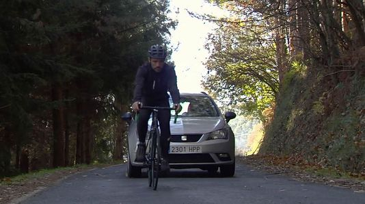 <span lang=&quot;gl&quot;>Recomendaci&oacute;ns para os&nbsp;ciclistas, en &laquo;Luz verde&raquo;</span>