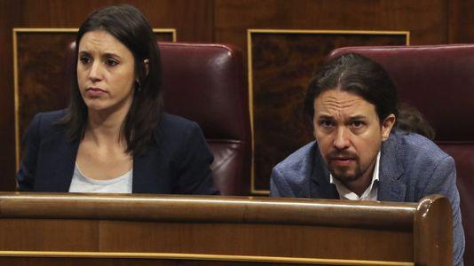 Irene Montero: «Ustedes han sido los dinamiteros de los puentes entre los pueblos de España»