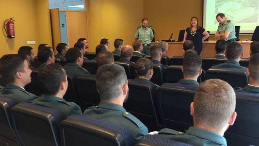 Pontevedra da la bienvenida a los refuerzos estivalesde la Guardia Civil