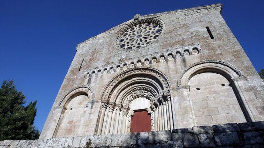 Las iglesias románicas de la Ribeira Sacra que se podrán visitar este verano