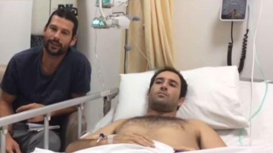 Un surfista cántabro diagnosticado de leucemia en Bali pide ayuda para volver a España