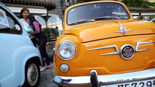 Los sesenta años del SEAT 600