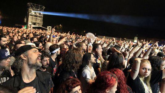 Viveiro se transformó para acoger a 80.000 personas durante el «Resu»